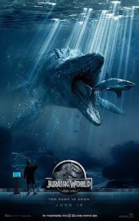 Jurassic World (2015) – จูราสสิค เวิลด์ [พากย์ไทย/บรรยายไทย]
