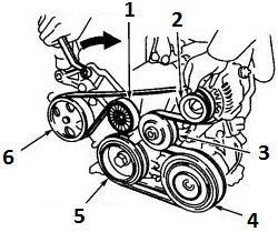 ToyotaCamrySerpentineBeltDiagram Rav Alternator Wiring on diagram pdf, ford 2wire, chevy truck, gm cs130,