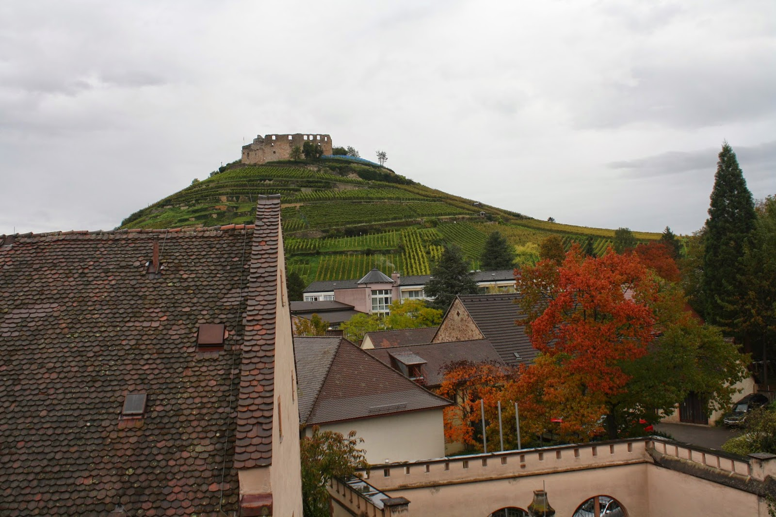 Staufen Germany lace up and walk