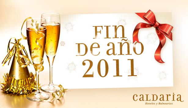 Oferta cena y alojamiento fin de a o 2011 balneario arnoia - Fin de ano en toledo ...