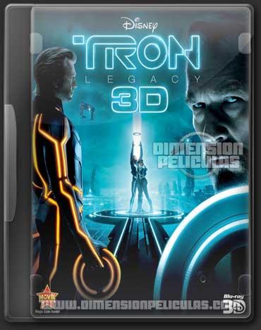 Tron Legacy (BRRip 3D FULL HD Inglés Subtitulada)