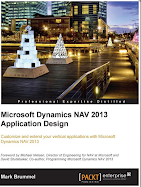 Microsoft Dynamics NAV 2013 Application Design - Packt Publishing‏