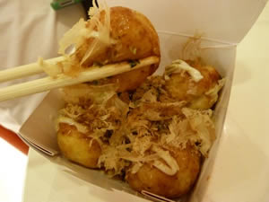 Peluang Usaha Kuliner Takoyaki