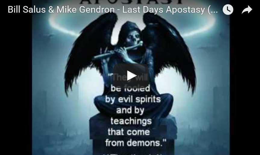Last Days Apostasy: The Harlot Religion