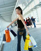 Shopping in Langkawi Malaysia