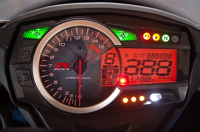 Nova Honda NXR Bros 2015 160cc - Fotos