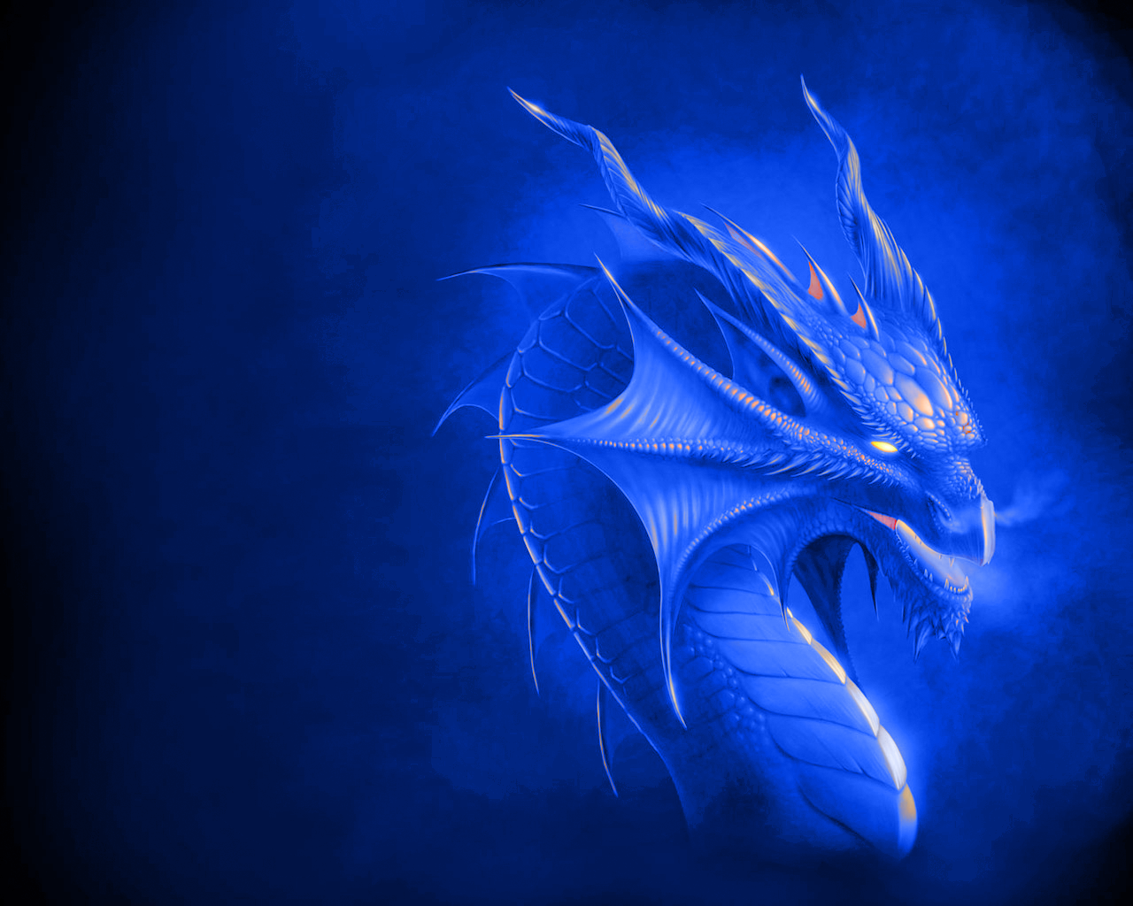 The Blue Dragon Wallpapers