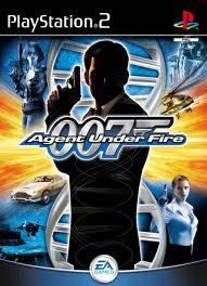 007 AGENTE UNDER FIRE PS2
