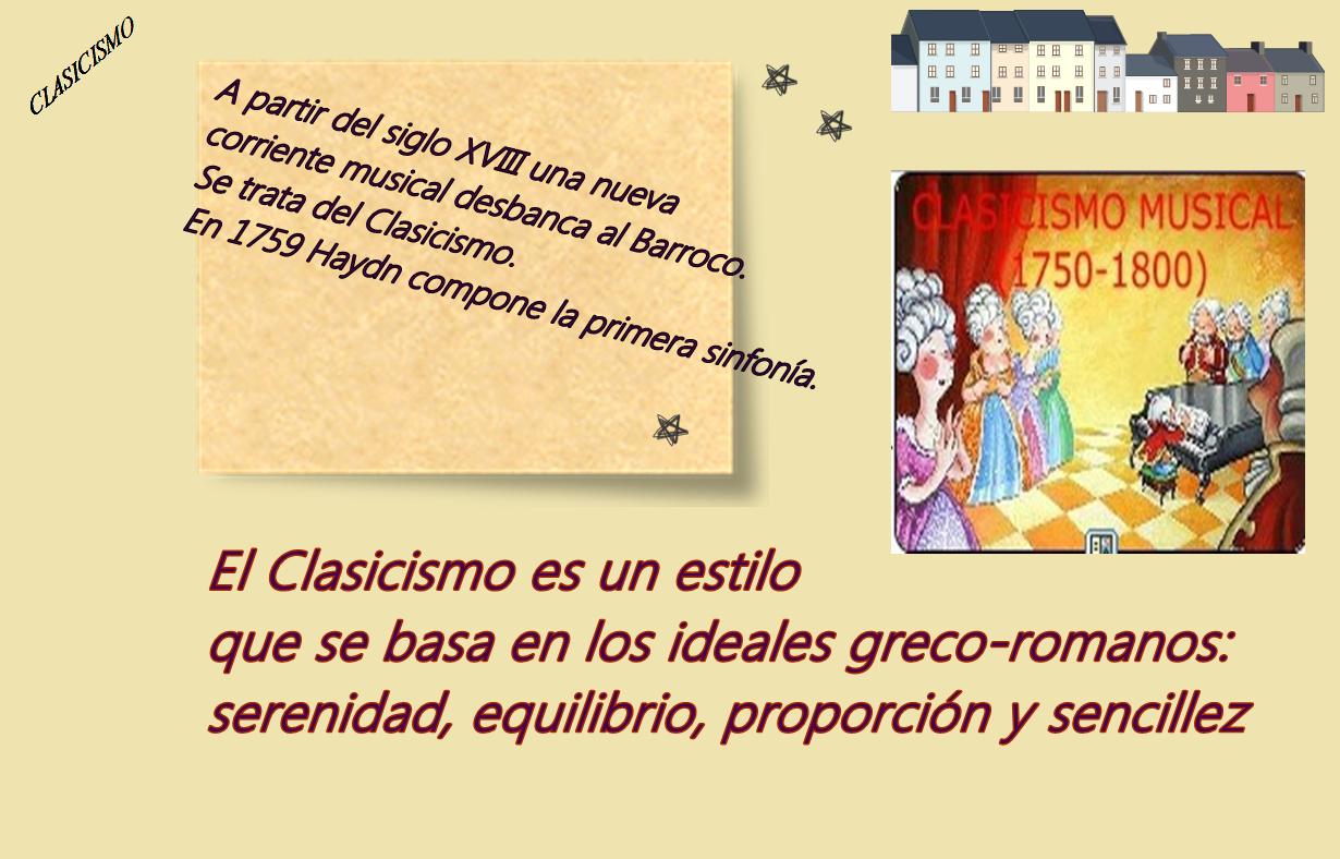 Pastel de m sica el clasicismo musical - Epoca del clasicismo ...