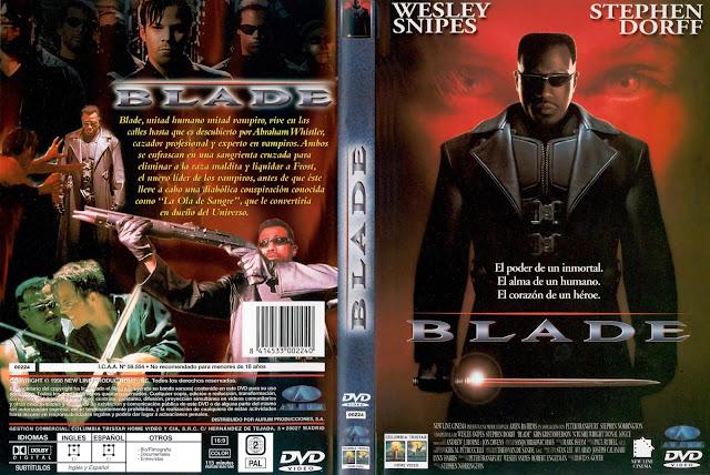 Blade Dvd