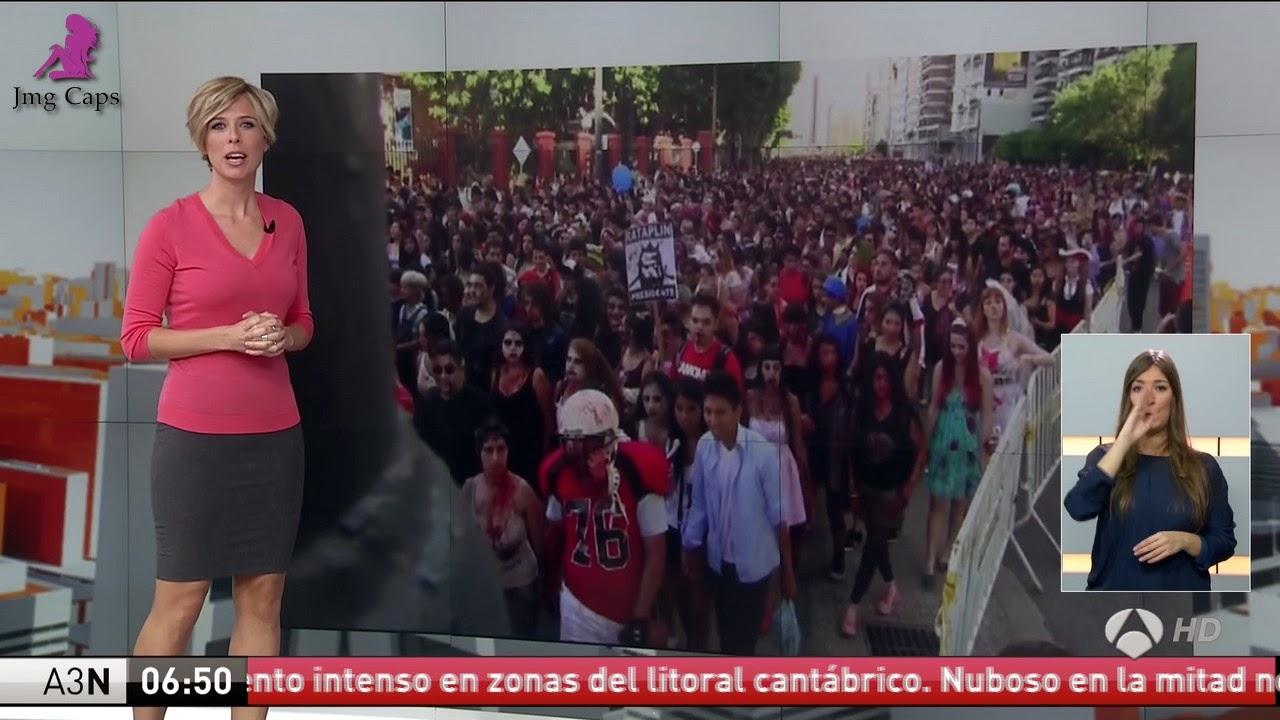 MARIA JOSE SAEZ, LAS NOTICIAS DE LA MAÑANA (17.11.14)