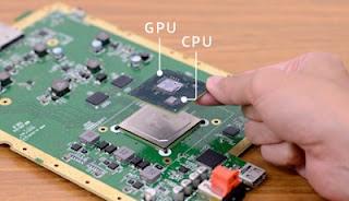 Wii U CPU and GPU