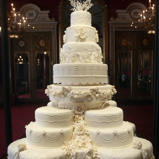 Wedding Cake Trends For 2012