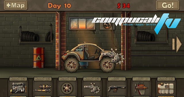 Earn to Die Juego para Android