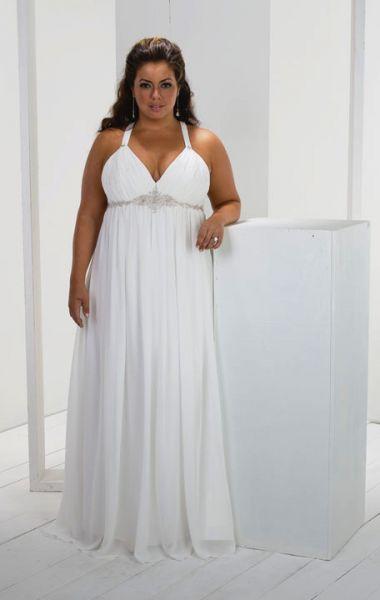 Vestidos de novia - boda civil 3