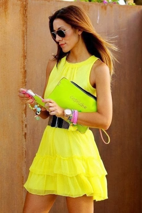 <3 yellow