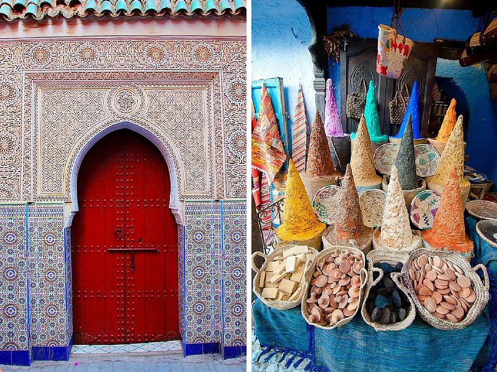 Travel bucket list 2016 Marrakesh Morocco