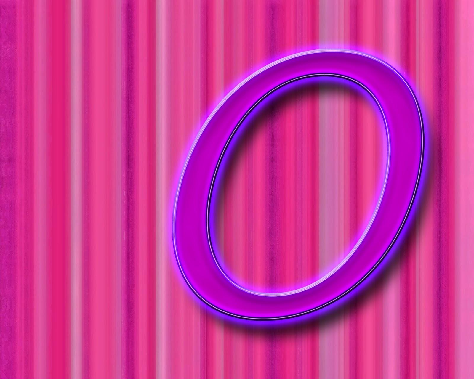 Pin Purple Lett...