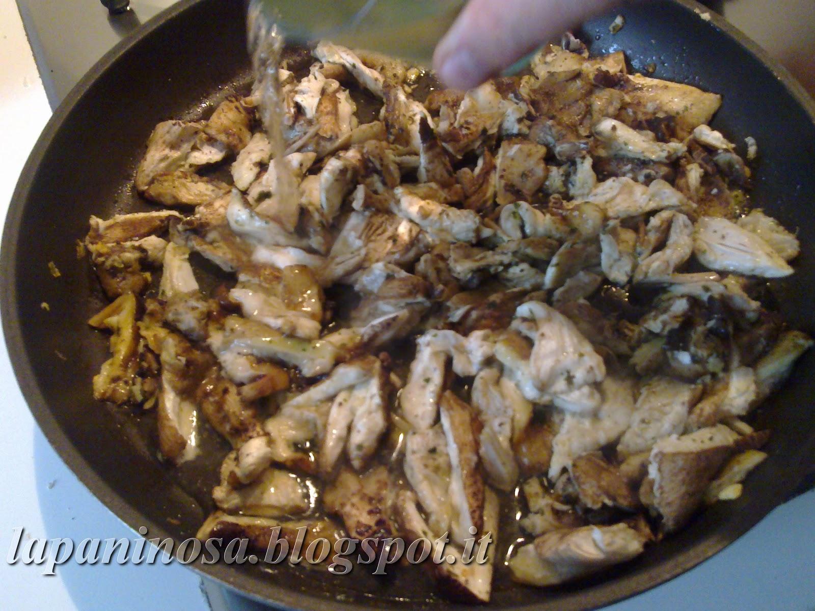 La paninosa mazze di tamburo in padella for Cucinare 5 minuti