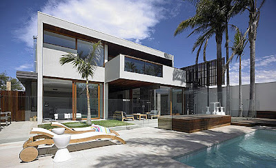 The Resort House Design By Bower Architecture Interior