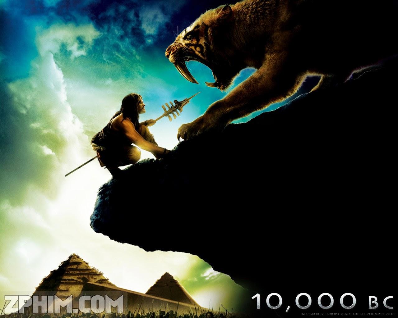 Ảnh trong phim Cuộc Truy Đuổi Tàn Khốc - 10.000 BC 1