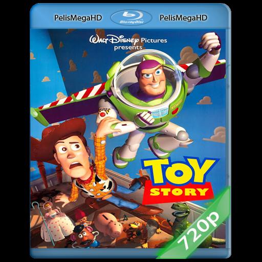 Toy Story (1995) 720P HD MKV ESPAÑOL LATINO