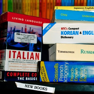 Learning a new foreign language is never easy