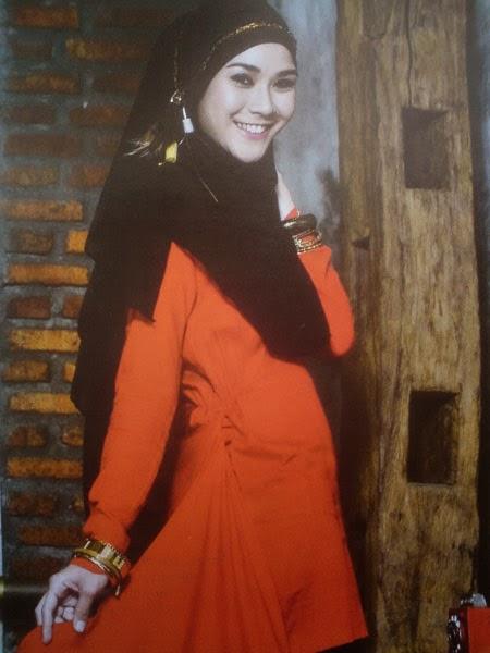 Zaskia Mecca Hijab Style Hijab