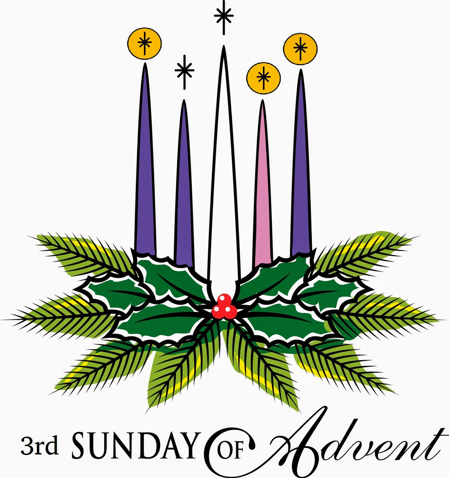 Pastor on the prairie protp december 2014 12142014 advent 3 gaudete sunday the third sunday of advent buycottarizona Image collections