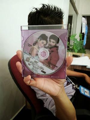 DVD Thillalangadi