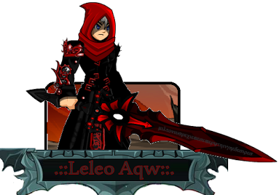 how to get blade of aqw