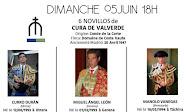 Manolo Vanegas, anunciado en la II de feria de Boujan, el 05/06.