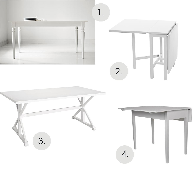 Biały Stół Cz2 Z Potrzeby Piękna