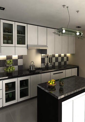 Desain Dapur Bersih Yang Bisa Di Contoh Desain Rumah