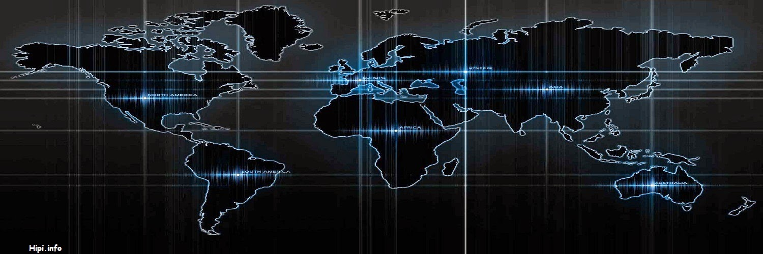 Twitter headers facebook covers wallpapers calendars world black world map twitter header 1500x500 gumiabroncs