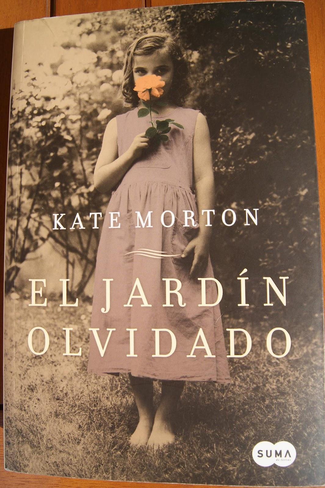 al calor de los libros el jard n olvidado de kate morton ForLibro Jardin Olvidado