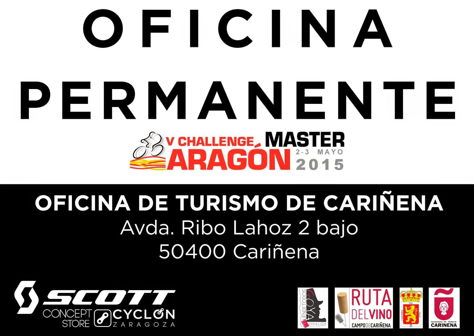Challenge aragon master oficina permanente for Zaragoza oficina de turismo