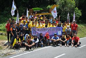 Me & my Fsr Team  at Gunung Gading ,Sarawak