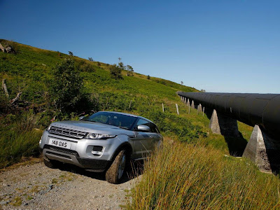 Range Rover Evoque Off Road Normal Resolution HD Wallpaper