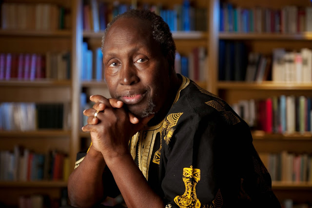 """Make It Cool And Clever To Know An African Language""~  Ngũgĩ wa Thiong'o"