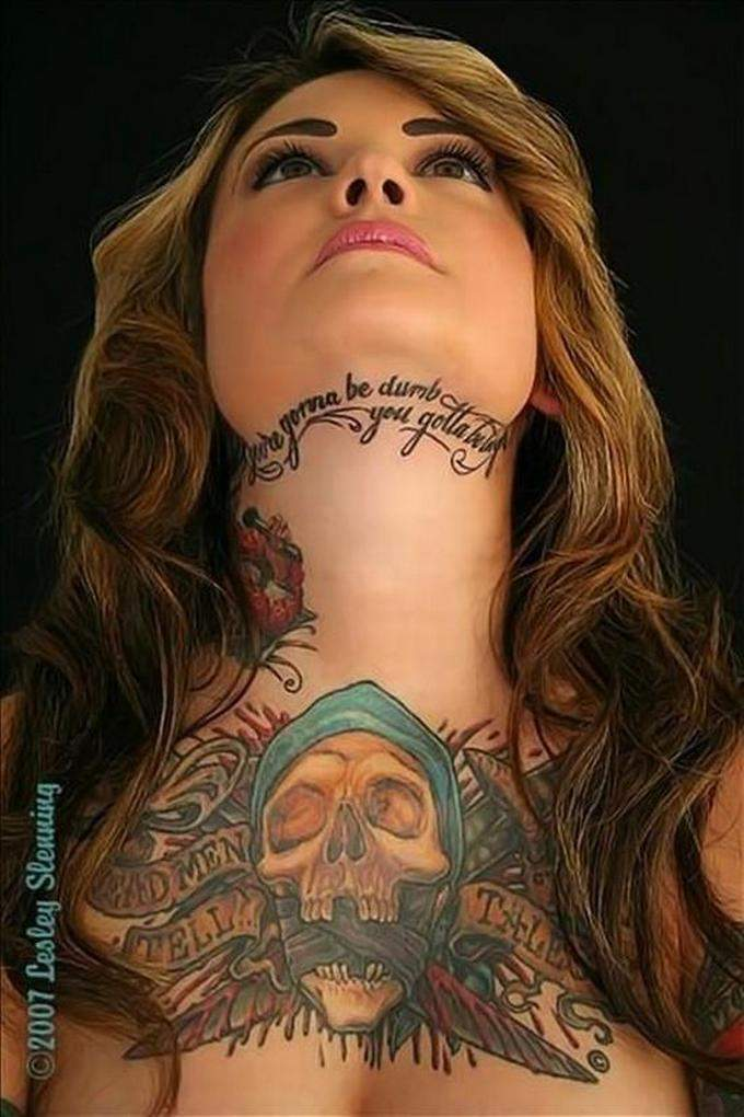 Female tattoos, ladies tattoos or girly tattoos in other words tattoos ...