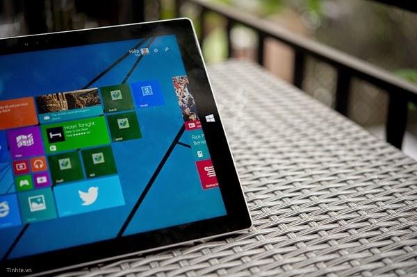 máy tính bảng Microsoft Surface Pro 3