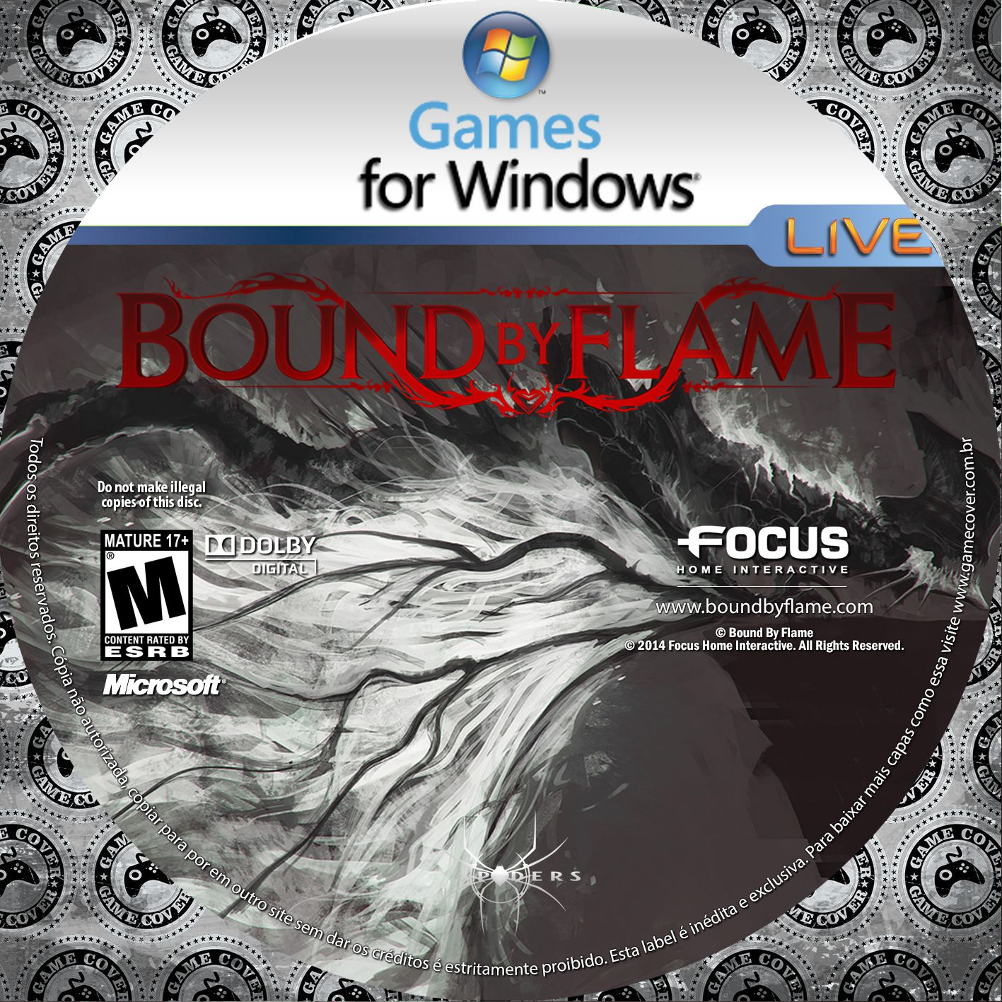 Label Bound By Flame PC [Exclusiva]