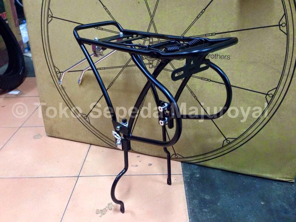 Rack Pannier untuk sepeda mtb Disc-Brake