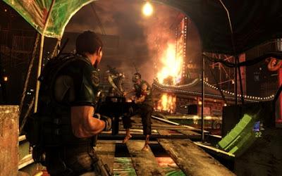 Screenshoot 1 - Resident Evil 6 | www.wizyuloverz.com