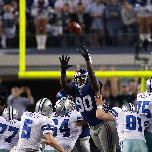 Hall Of Fame Sports Blog: A Star Is Born: Jason Pierre-Paul