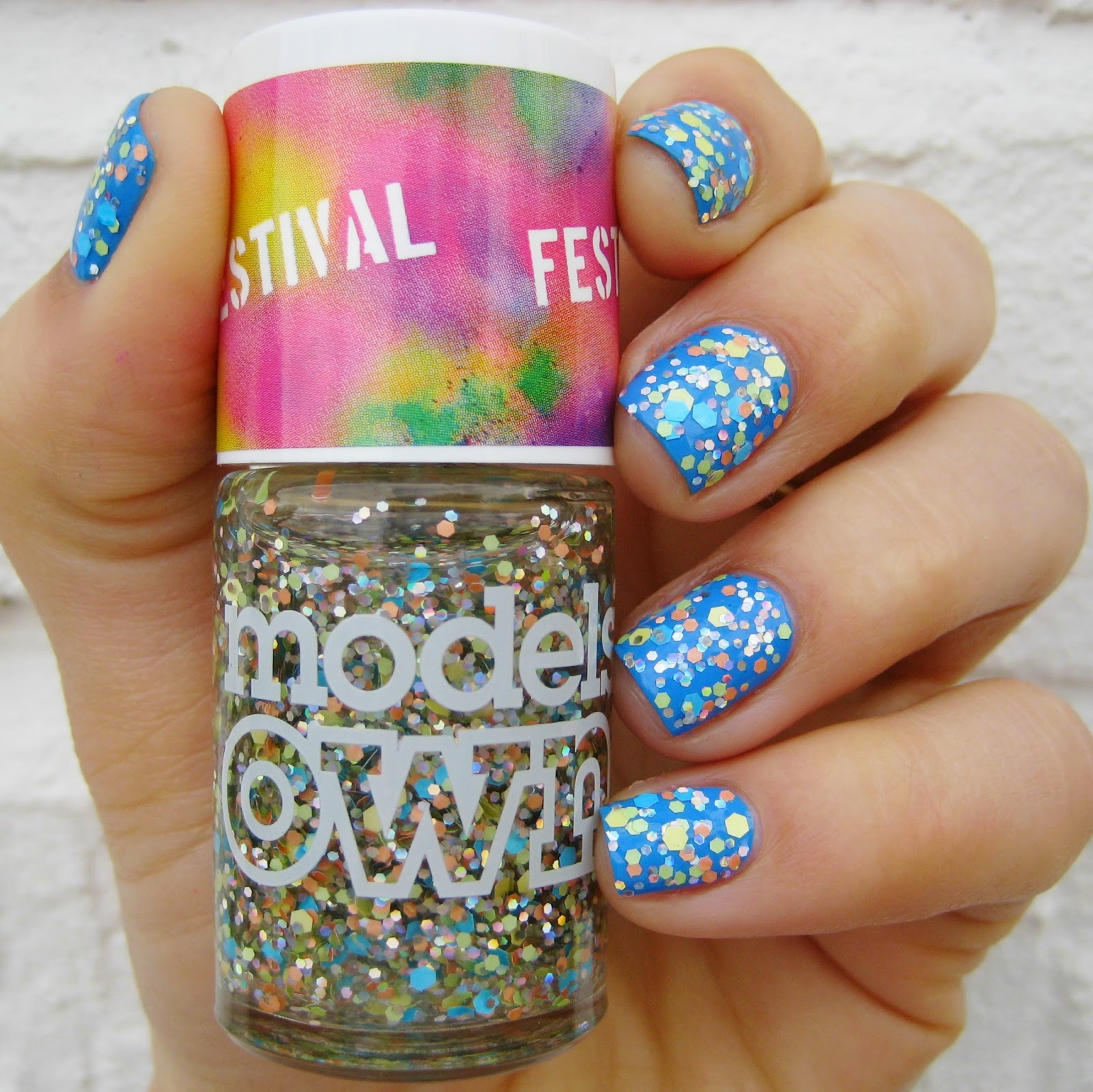Models Own Festival Nail Polish Colour Explosion