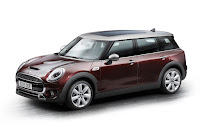 Mini Cooper S Clubman (2016) Front Side