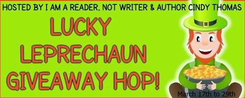 Lucky Leprechaun Givewaway Hop
