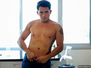 his role as eric del mundo in the gay themed series my husband s lover